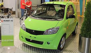 Nowe auto z Polski