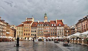 Ponad 8 mln na warszawskie zabytki
