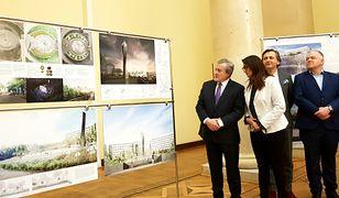 Zwycięski projekt Pomnika Bitwy Warszawskiej