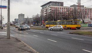 Rozpoczyna się przebudowa skrzyżowania ul. Racławickiej, Grójeckiej i Harfowej