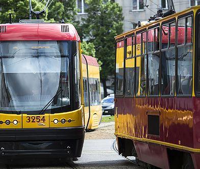 Utrudnienie w kursowaniu tramwajów