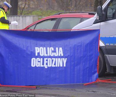 Do śmiertelnego potrącenia kobiety doszło na ul. Andersa w Warszawie