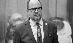Paweł Adamowicz zmarł w poniedziałek po ataku nożownika
