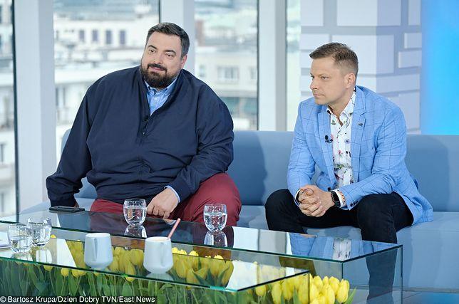 """""""Tylko nie mów nikomu"""" Tomasza Sekielskiego w telewizji Wirtualnej Polski"""