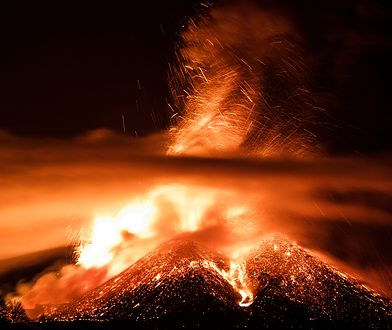 Wulkan Popocatepetl uaktywnił się w latach 90. Od tamtego czasu regularnie ostrzega mieszkańców okolicy o swojej mocy