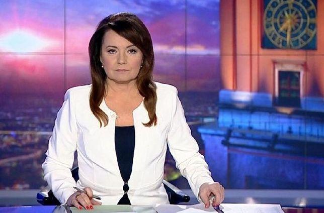 Danuta Holecka wróciła do TVP po długiej przerwie