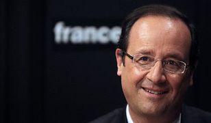 Hollande w dniu święta narodowego obiecuje obniżkę podatków