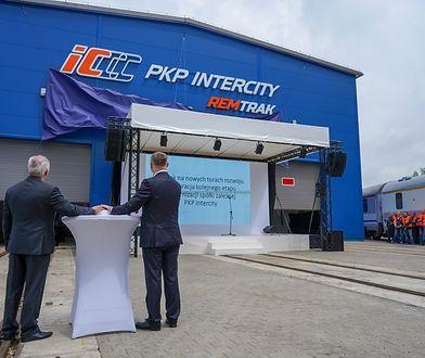Kolejny etap modernizacji i zmiana nazwy spółki z Grupy Kapitałowej PKP Intercity