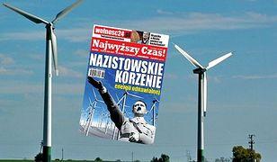 Polski tygodnik ostro o wiatrakach. Ich budowę przyrównuje do nazistowskiej ideologii