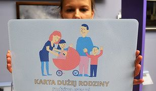Karta Dużej Rodziny. Miliony zostają w kieszeniach Polaków. Mamy konkretne dane
