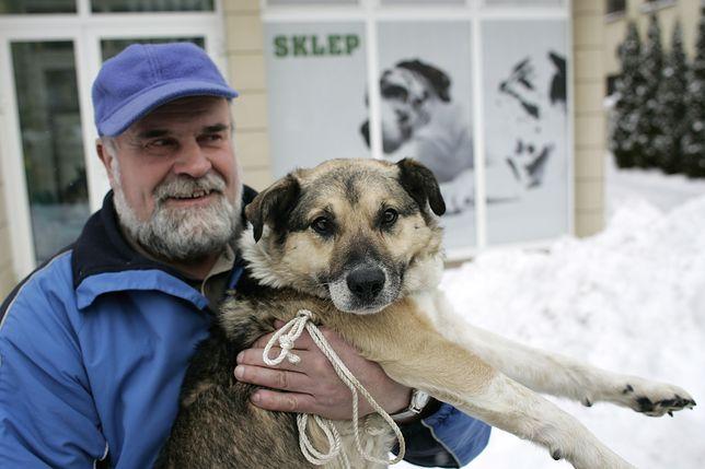"""Słynny pies Baltic nie żyje. """"Był najwierniejszym przyjacielem"""""""