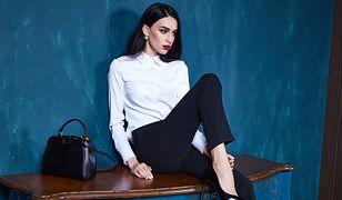 Klasyczne cygaretki to najlepsze spodnie do biurowych stylizacji