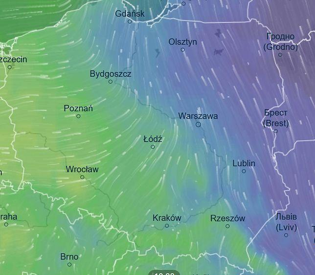 Pogoda. W weekend czeka nas ocieplenie i początek roztopów