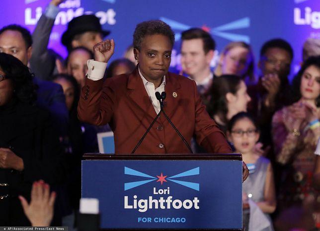 Chicago. Lori Lightfoot wywołała skandal