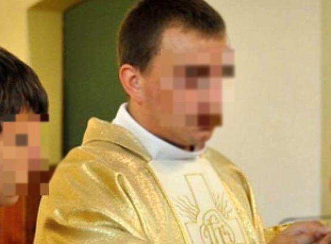 Księdzu Dariuszowi T. grozi kara nawet 25 lat więzienia