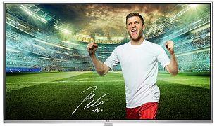 Najnowsze telewizory Super UHD, UHD TV, LED na 2016 rok i... Kuba Błaszczykowski