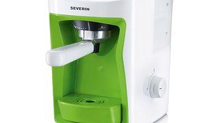 Ekspres do espresso KA 5991 marki Severin z funkcją wstępnego zaparzania