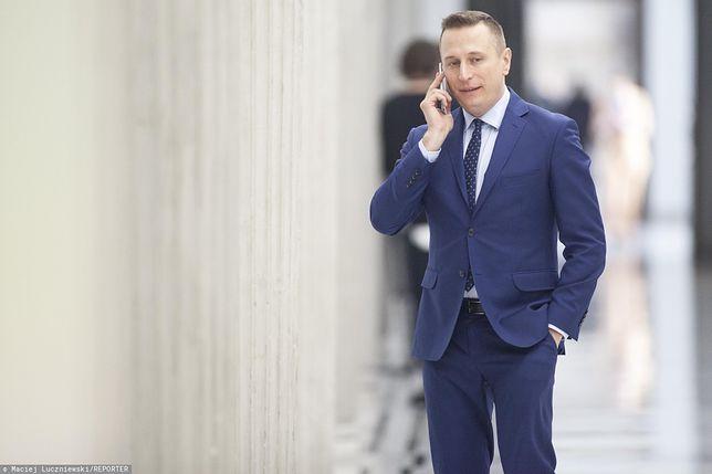 Opublikowano oświadczenie majątkowe senatora Krzysztofa Brejzy
