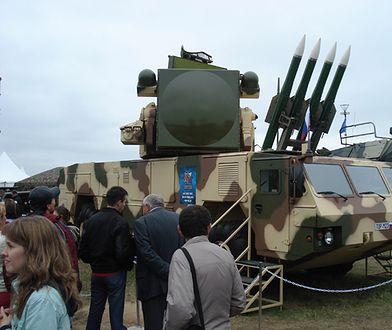 """Na Białorusi trwa sprawdzanie gotowości bojowej armii. """"Debiut"""" baterii rakiet Tor-M2"""