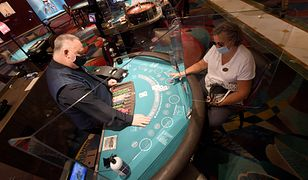 Ile razy kontrolowano kasyna? Sanepid: nie mamy takich danych