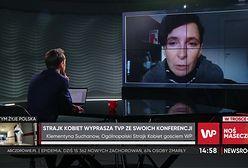 """Klementyna Suchanow o pracownikach TVP: """"Psy"""""""
