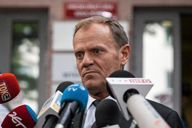 Szczerski: Tusk ingeruje w politykę wewnętrzną Polski