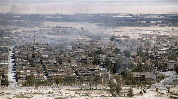 Państwo Islamskie ponownie zajęło Palmirę w Syrii. Dżihadyści nadal trzymają się mocno