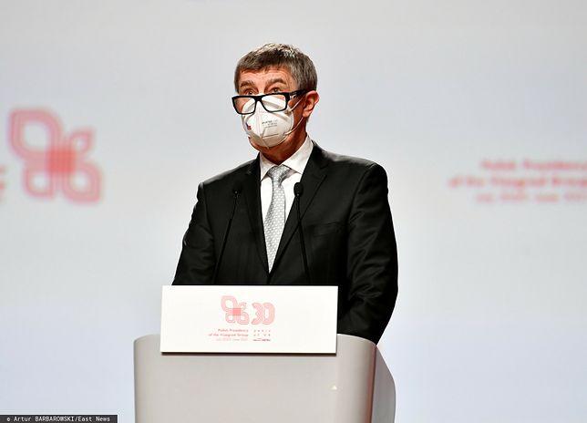 Premier Czech z zarzutami. Doszło do wyłudzenia dotacji z UE?