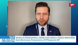 Kamil Bortniczuk ujawnia: dostałem od Jarosława Gowina propozycję na wspólnej liście z PSL