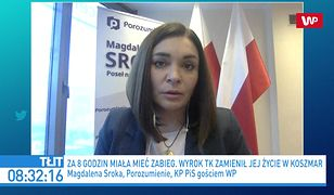 """""""Jestem po prostu zła"""". Magdalena Sroka poruszona reportażem WP"""