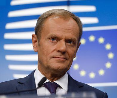 Donald Tusk żałuje decyzji Brytyjczyków o wyjściu z UE
