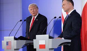 Prezydent Andrzej Duda leci do Białego Domu w momencie jednego z największych kryzysów w administracji Donalda Trumpa
