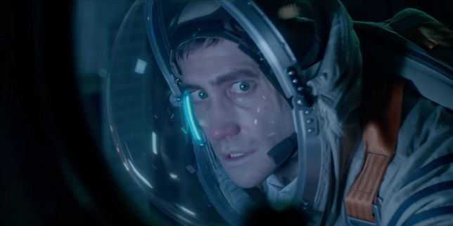 ''Life'': Jake Gyllenhaal i Ryan Reynolds znaleźli niebezpieczne życie na Marsie