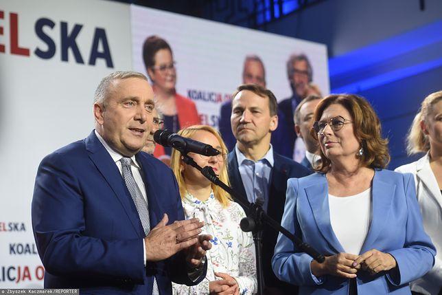 To już kolejne wybory, kiedy Platforma ponosi porażkę pod przewodnictwem Grzegorza Schetyny