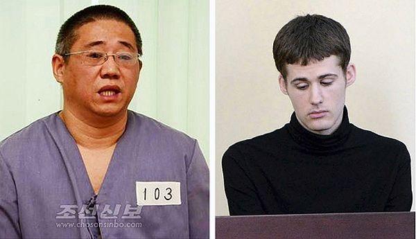 Korea Północna zwolniła dwóch więzionych obywateli USA