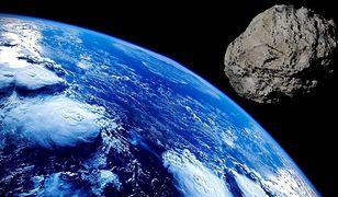 Asteroida przeleci koło Ziemi już w piątek 24 lipca. NASA tłumaczy