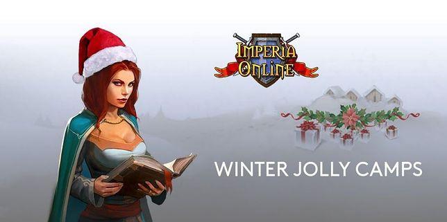 Jesteś gotowy na Zimowe Wydarzenie w Imperia Online?