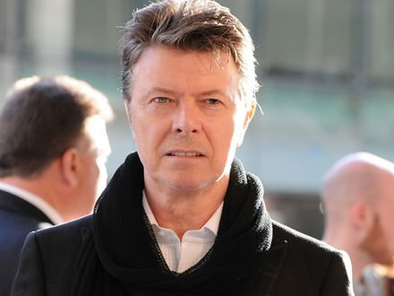 David Bowie współtworzy spektakl