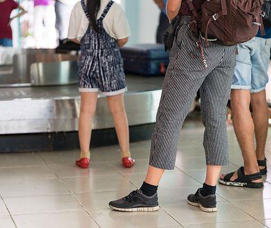 Brytyjka Natalie Wynn nie chciała płacić za nadbagaż, więc wpadła na niecodzienny pomysł