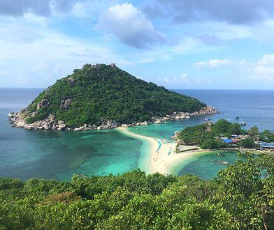 Wyspa Koh Tao, jedno z najpiękniejszych miejsc Tajlandii