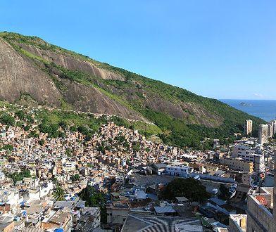 Brazylia - slumsy w Rio hitem mundialu?