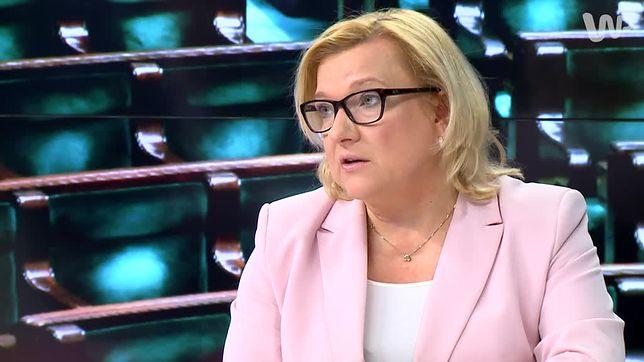 """Beata Kempa tłumaczy zawiadomienie do prokuratury ws. posłów PO. """"Są granice walki politycznej"""""""