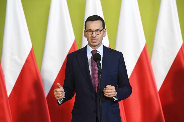 PO nie odpuszcza Morawieckiemu. Jest decyzja