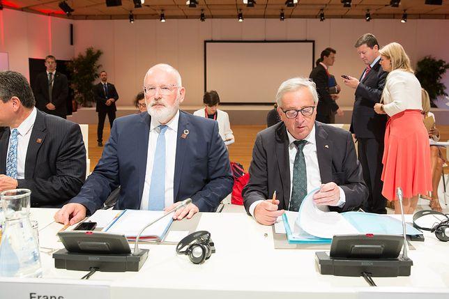 Komisja Europejska rozpoczyna drugi etap procedury dot. praworządności w Polsce. PiS zareagował