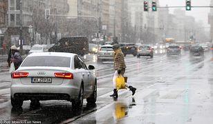 Burza śnieżna nad Mazowszem. Tragiczny bilans nagłego załamania pogody