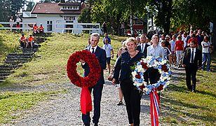 3. rocznica zamachów Breivika