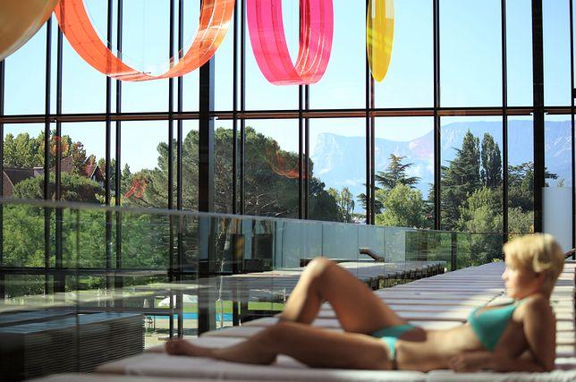 Merano - najpiękniejsze termy Alp