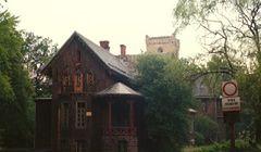 Moja Wola - jeden z dwóch takich pałaców w Europie