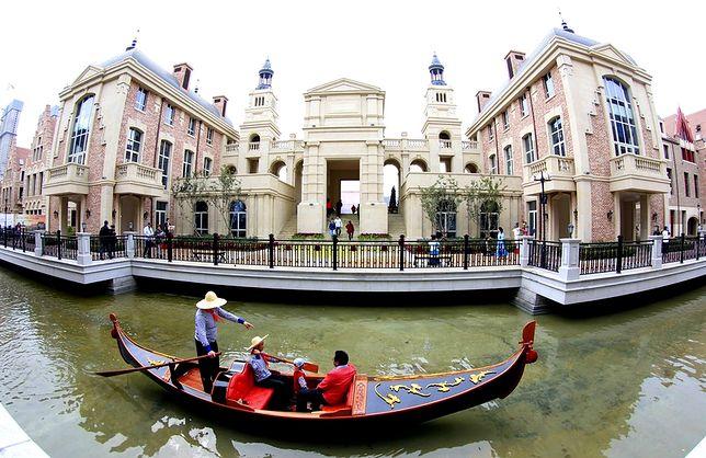 Podróbki atrakcji turystycznych - Wenecja
