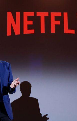 Reed Hastings, prezes i współzałożyciel Netfliksa, przyleciał do Rzymu, by opowiadać o przyszłości platformy